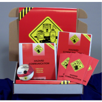 Hazard Communication in the Hospitality Environments DVD Kit (#K0003549EO)