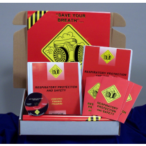 Respiratory Protection and Safety DVD Kit (#K0002759EO)