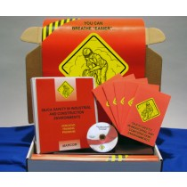 Silica Safety in Industrial and Construction Environments DVD Kit (#K0003149EO)
