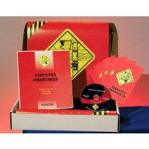 Asbestos Awareness DVD Kit (#K0002659EO)
