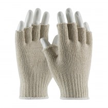 PIP® Premium Seamless Knit Cotton / Polyester Glove - Half-Finger  (#K708SF)