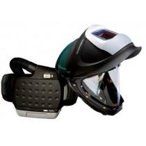 3M™ Adflo™ PAPR with 3M™ L-705SG Hard Hat (#34-0705-SGV)