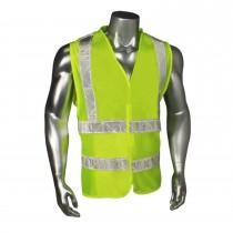 High Gloss Class 2 Vest (#LHV-6ANSI-2H-HG)