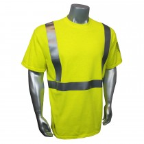 Fire Retardant Safety T-Shirt, short sleeve (#LHV-FR-TS)