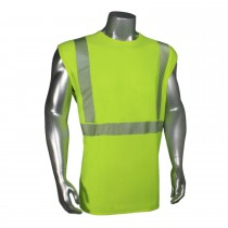 Ultra Breezelite II Safety T-Shirt, no sleeves (#LHV-UXTS-NSC2)