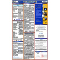 Mississippi Labor Law Poster (#LLP-MS)