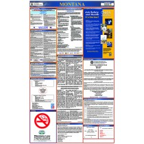 Montana Labor Law Poster (#LLP-MT)