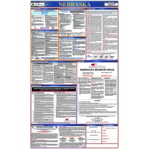 Nebraska Labor Law Poster (#LLP-NE)