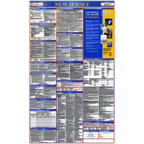 New Jersey Labor Law Poster (#LLP-NJ)