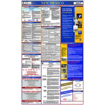 New Mexico Labor Law Poster (#LLP-NM)