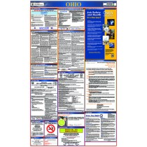 Ohio Labor Law Poster (#LLP-OH)