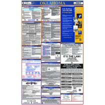 Oklahoma Labor Law Poster (#LLP-OK)
