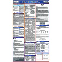 South Carolina Labor Law Poster (#LLP-SC)