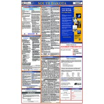 South Dakota Labor Law Poster (#LLP-SD)