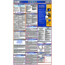 Texas Labor Law Poster (#LLP-TX)