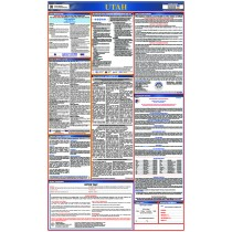 Utah Labor Law Poster (#LLP-UT)