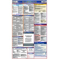 Washington Labor Law Poster (#LLP-WA)