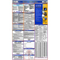 West Virginia Labor Law Poster (#LLP-WV)