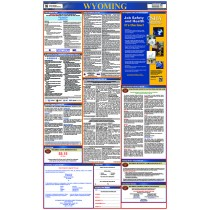 Wyoming Labor Law Poster (#LLP-WY)