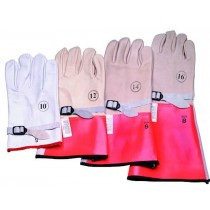 Leather Protector Gloves (#LLPG)