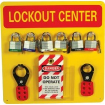Lockout Center (#LOBY)