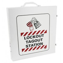 Lockout Tagout Station (#LOC)
