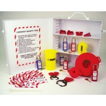 Lockout Tagout Station (#LOC1)