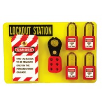 Lockout Station (#LOS4)