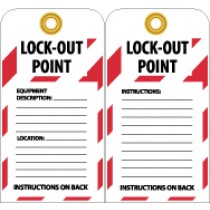 Lock-Out Point Tag (#LOTAG21)