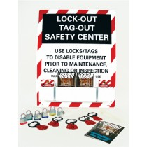 Lockout Center (#LOTO)