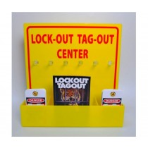 Lockout Tagout Center (#LOTO3)