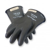 "Rubber Insulated Gloves, Class 00, 11"" Length (#LRIG-00-11)"