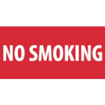 No Smoking Sign (#M17)