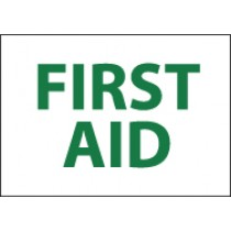 First Aid Sign (#M249)