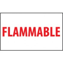 Flammable Sign (#M29P)