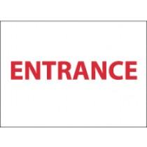 Entrance Sign (#M350)