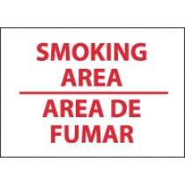 Smoking Area Spanish Sign (#M400)
