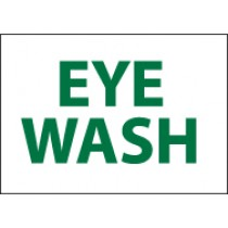 Eye Wash Sign (#M501)