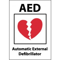 Automatic External Defibrillator (#M609RB)