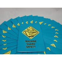 Machine Guard Safety Booklet (#B000MGD0EM)