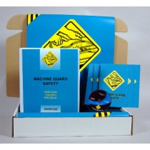 Machine Guard Safety DVD Kit (#K0003619EM)