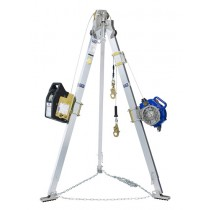 Advanced™ Tripod, Salalift™ II Winch and Sealed-Blok™ 3-Way SRL (#8301041)