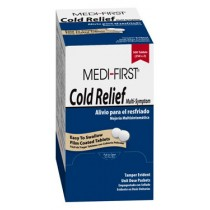 Cold Relief, 250/bx (#92248)