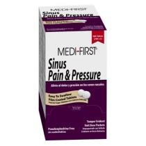 Sinus Pain & Pressure, 250/bx (#81948)
