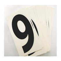 Placard Number Set (#NS1)