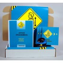 Office Ergonomics DVD Kit (#K0003909EM)