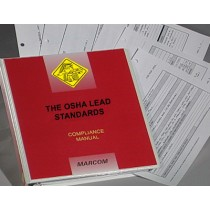 Lead Exposure in General Industry Compliance Manual (#M0002740EO)