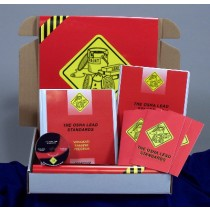 Lead Exposure in General Industry DVD Kit (#K0002749EO)