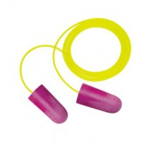 3M Nitro Earplugs, corded (#P1001)