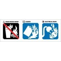 Fire Pictorial Marker (#PCBC)